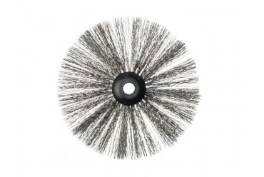 2125000100CL Wire Cleaning Brush 4'' for 1-3''