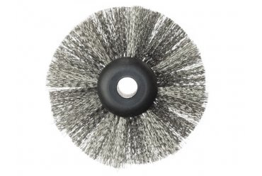 2125012100CL Wire Cleaning Brush 4'' for 1-2''