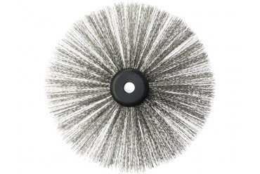 2125012200CL Wire Cleaning Brush 8'' for 1-2''