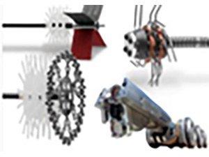 Outils pour Robots Fraisage